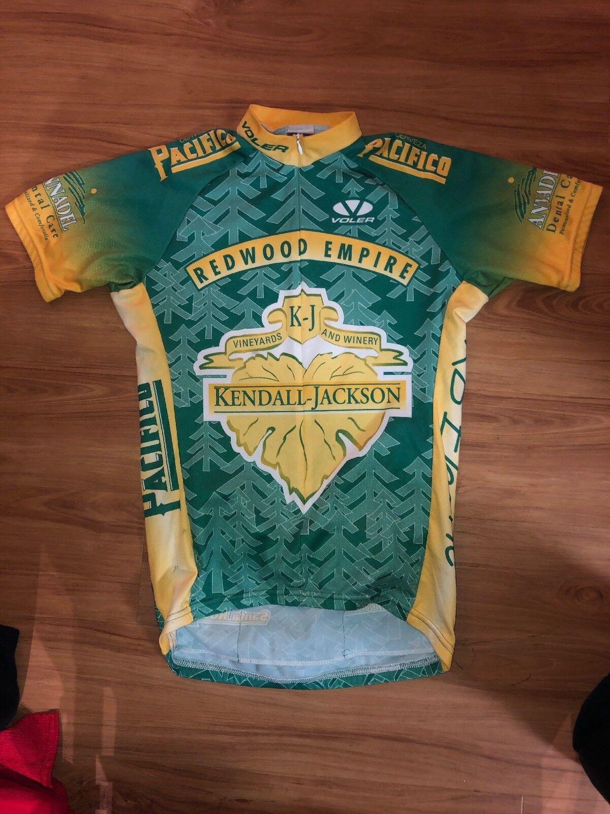 Voler Pacifico Beer Cycling Jersey Mens Medium