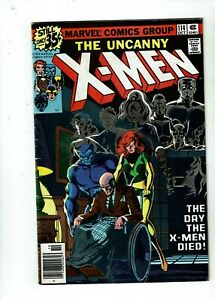 Uncanny-X-Men-114-FN-5-5-First-034-Uncanny-034-in-Title