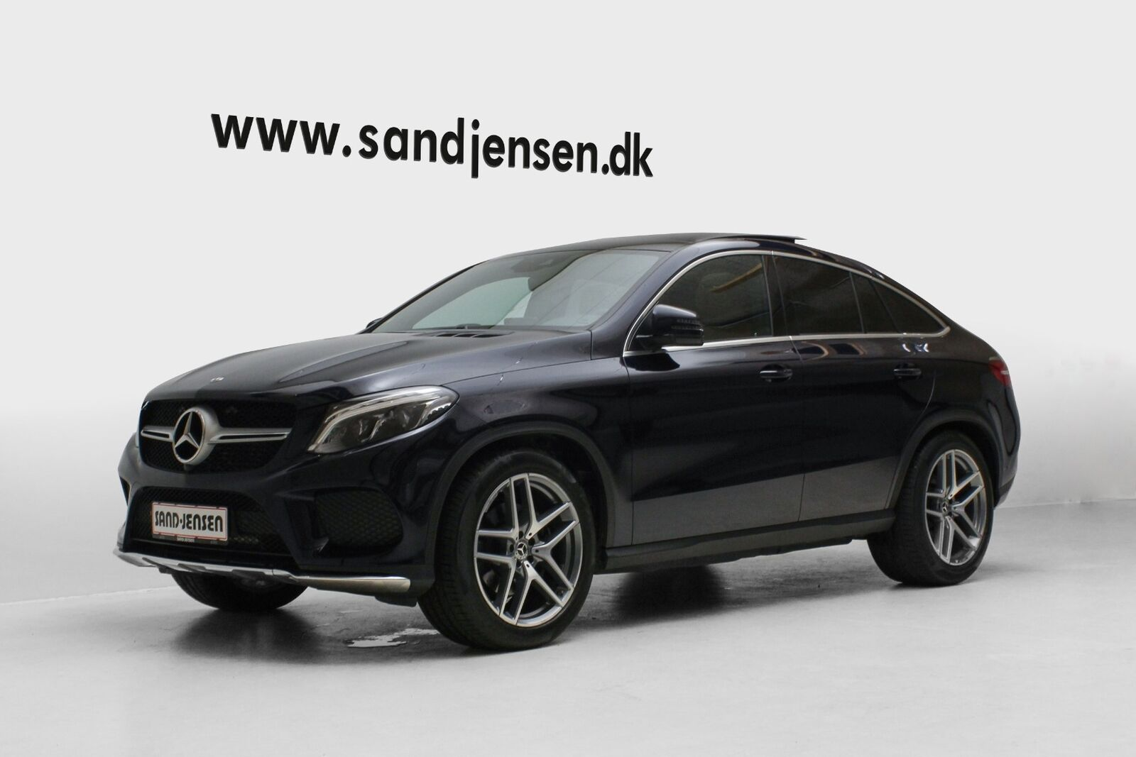 Mercedes GLE350 d 3,0 AMG Line Coupé aut. 4-M 5d - 8.398 kr.