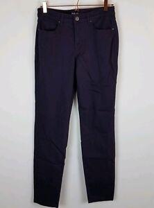 Style /& Co Womens Blue Dark Wash Bootcut Jeans Plus 18WP Petites BHFO 3994