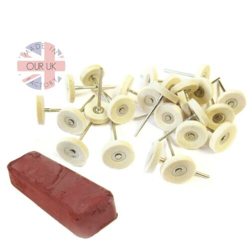 Restore Old Jewellery JEWELLERY POLISHING KIT R For Gold and Silver