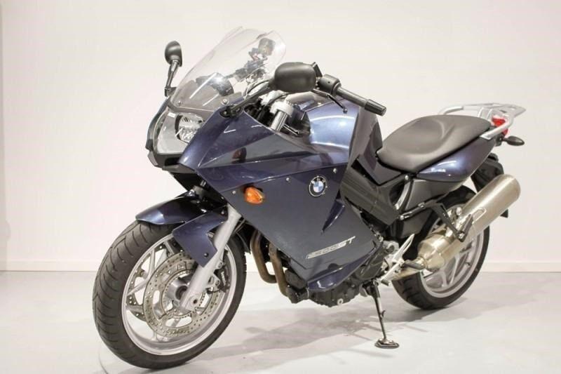 BMW, F 800 ST, ccm 798