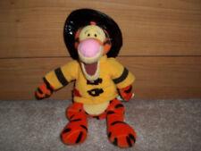 "Disney's Winnie the Pooh- Fireman Tigger Plush ""100 Acre Woods""- 10""- HTF!!"
