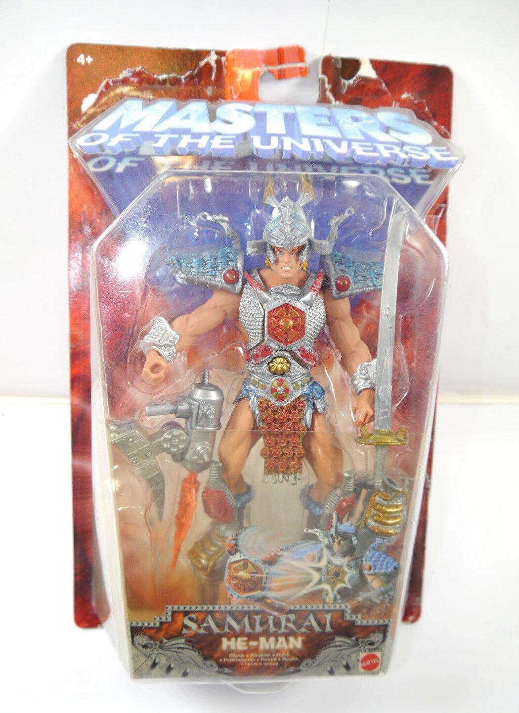 Maîtres de L'Univers Motu 57593 Samouraï He-Man Figurine D'Action Mattel Mattel Mattel 200X(L) dc8f33