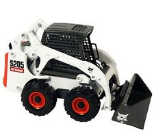 "Bobcat S205 Skid Steer Loader 1: 25 Scale,Size 5 1/2"" long x 3"" Tall,Collectible"