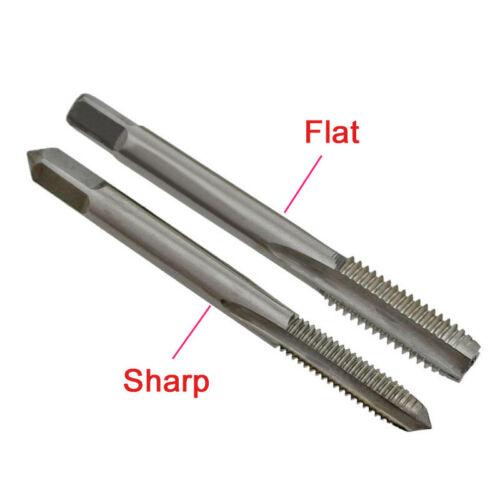 M20 HSS Reverse Thread Sprial Tap Bit Drill Metric Screw Flute Taps Bits M3