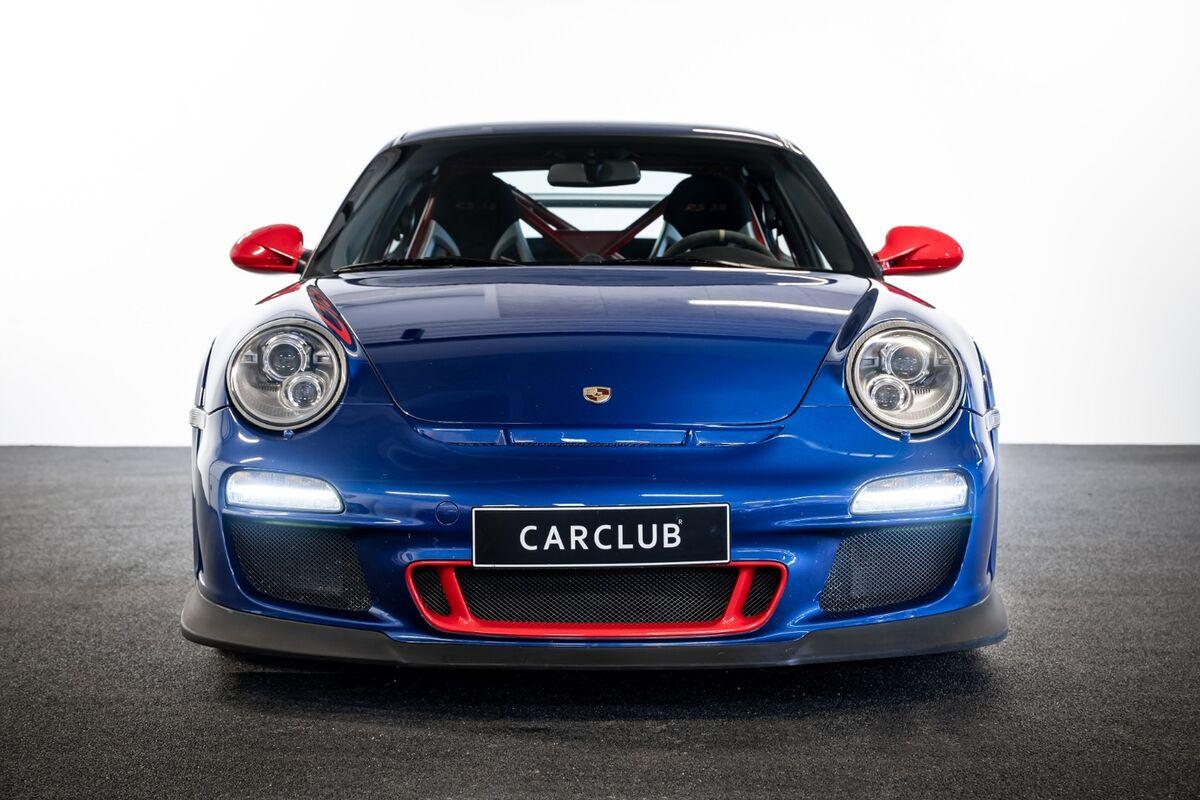 Porsche 911 GT3 RS Coupé