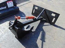 New Skid Steer Backhoe Excavator Universal Trencher Attachment 5 Dig Depth