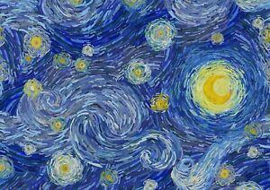 A1-Vincent-Van-Gogh-Starry-Night-Poster-Art-Print-60-x-90cm-180gsm-Gift-14014