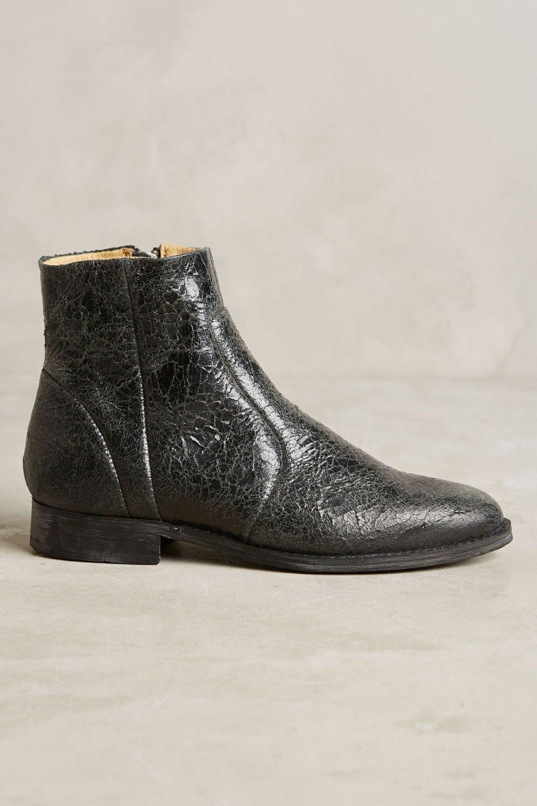 Anthropologie Farylrobin Booties Morris Leather Booties Farylrobin Size 5.5 NEW MSRP: $218 0ea569
