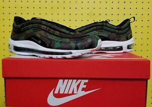 """Men's Nike Air Max 97 Premium QS Country Camo """"UK"""" AJ2614"""