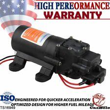 12v Water Pump Self Priming Pump 35psi Transfer Diaphragm Automatic Switch Deman
