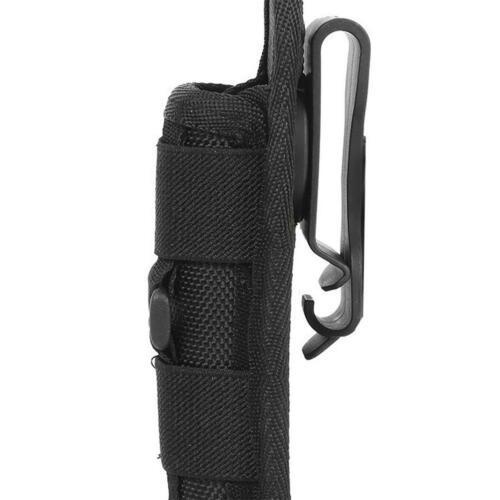 Taschenlampe Tasche 360 Grad drehbare Taschenlampe Holster mit Gürtelclip HS