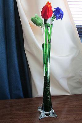 Eiffel Tower 12 Green Vase Filler