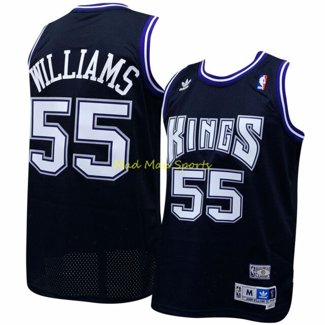 b73b15649cf3 ... reduced jason williams 98 sacramento kings soul nba hwc throwback  swingman jersey s xxl 8b96e fa819
