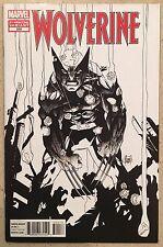 WOLVERINE #300 E Adam Kubert 2ND Printing Sketch Variant Marvel HTF RARE