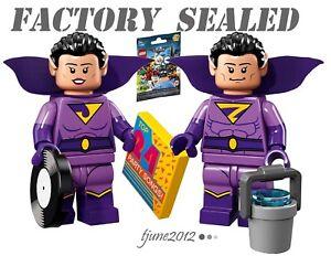 The LEGO Batman Movie Series 2 LEGO Minifigures 71020 Zan Wonder Twin