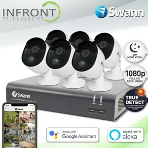 Swann-2MP-SWDVK-845806V-Voice-Compatible-CCTV-Home-Security-6-Cameras-Kit-8x6