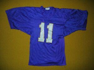 online store bc7e3 41a80 Vtg WASHINGTON HUSKIES UW College Football #11 TUIASOSOPO ...