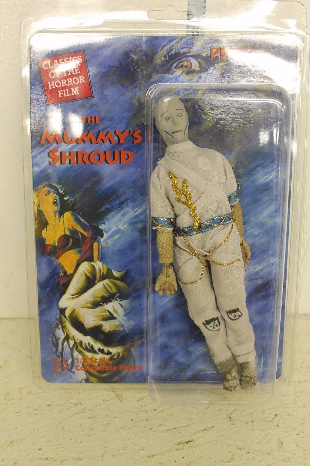 Distinctive Dummies The Mummies Shroud Prem Figure
