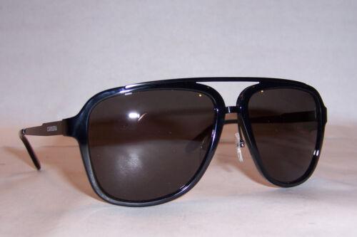 NEW Carrera Sunglasses 97//S GVB-NR BLACK//BROWN GRAY AUTHENTIC