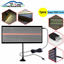 Us Pdr Paintless Dent Removal Led Line Board Dent Reflector Usb Light Pannel