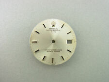 Original Rolex Oyster date acero esfera ref. 1500 vintage & raramente tritio