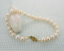 natural-7-6mm-akoya-White-Pearl-Bracelet-7-5-8-039-14k-Clasp thumbnail 3