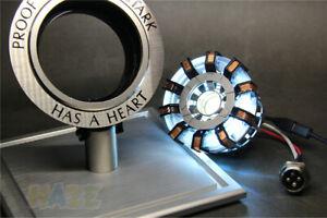 Iron-Man-Tony-Stark-MK2-Arc-Reactor-Control-remoto-USB-Caja-de-presentacion