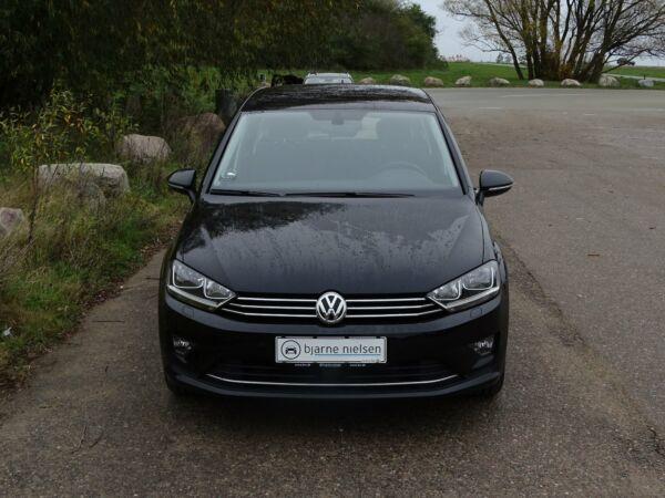 VW Golf Sportsvan 1,4 TSi 125 Sound DSG BMT - billede 3