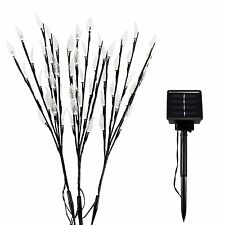 60 led 3 branches tree twig leaf solar powered outdoor garden patio item 3 white 60led solar tree twig leaf lights outdoor garden patio christmas lights white 60led solar tree twig leaf lights outdoor garden patio christmas aloadofball Gallery