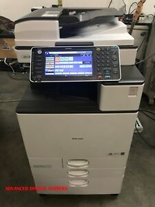 Driver for Ricoh Aficio MP C2550 Multifunction LAN Fax