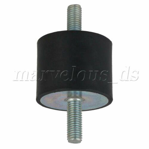 50x40mm M10 VV Type Rubber Anti Vibration Isolator Mount for Heavy Machine