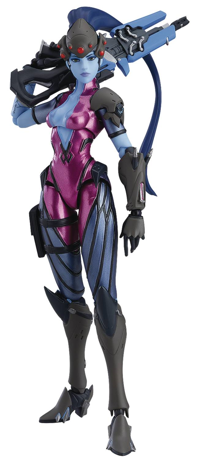 Overwatch Widowmaker Figma Action Figure Good Smile Company