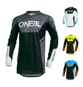 Oneal-Elemento-Cross-Enduro-Motocross-Quad-Mx-Jersey