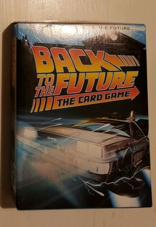 Looney Labs Card Game Back to the Future - The Card Game Box