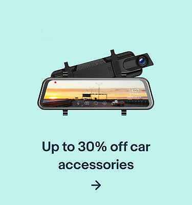 Up to 30% off car accessories