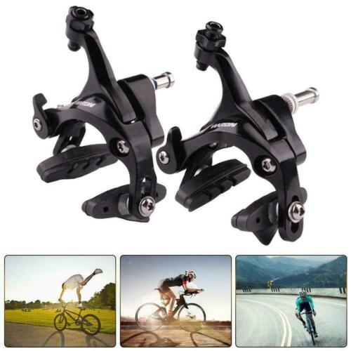 Road Bike Caliper Brake Folding Bicycle Calipe Brake Calipers Dual Brake P8T6