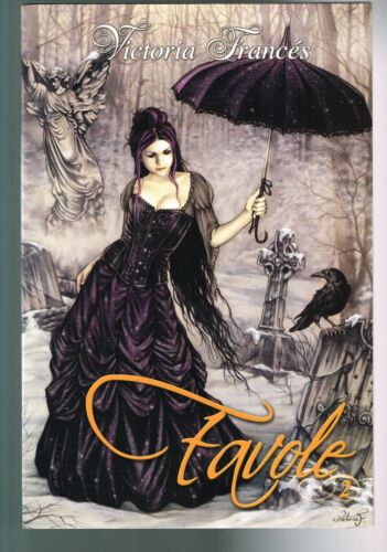 Favole # 2-6 Color print portfolio Victoria Frances