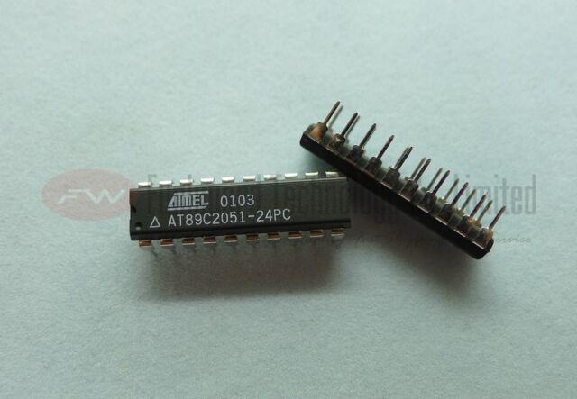 8Bit MCU Flash DIP20 89S2051