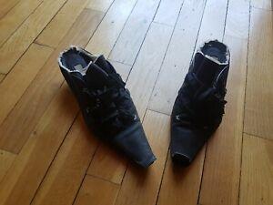 Details zu Schuhe MARITHE FRANCOIS GIRBAUD Leder 38
