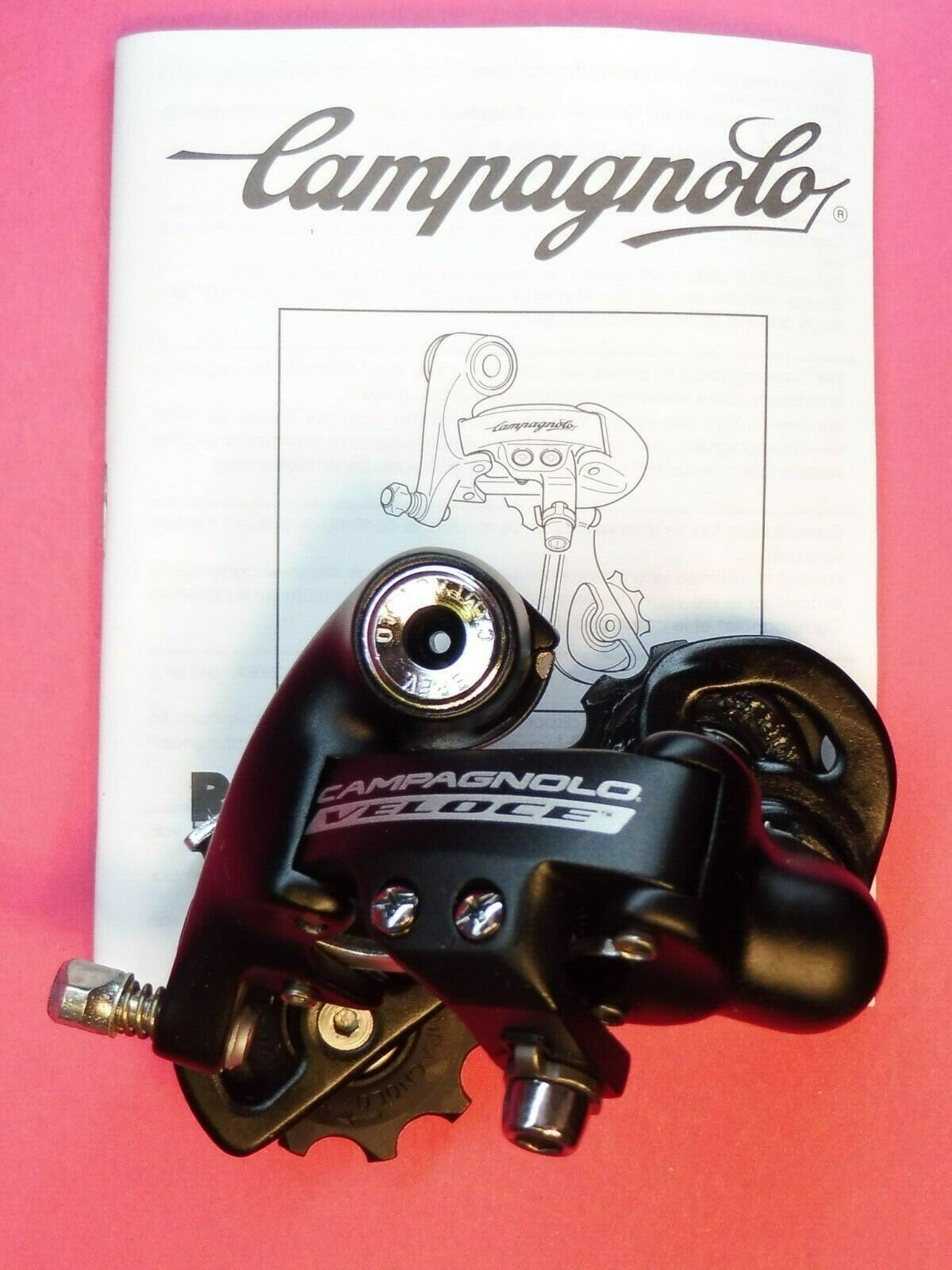 Campagnolo Veloce 2009 - 10 Sp. Rear derailleur mech -  bicycle NOS