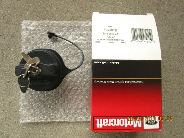 Motorcraft FC1018 Locking Fuel Cap