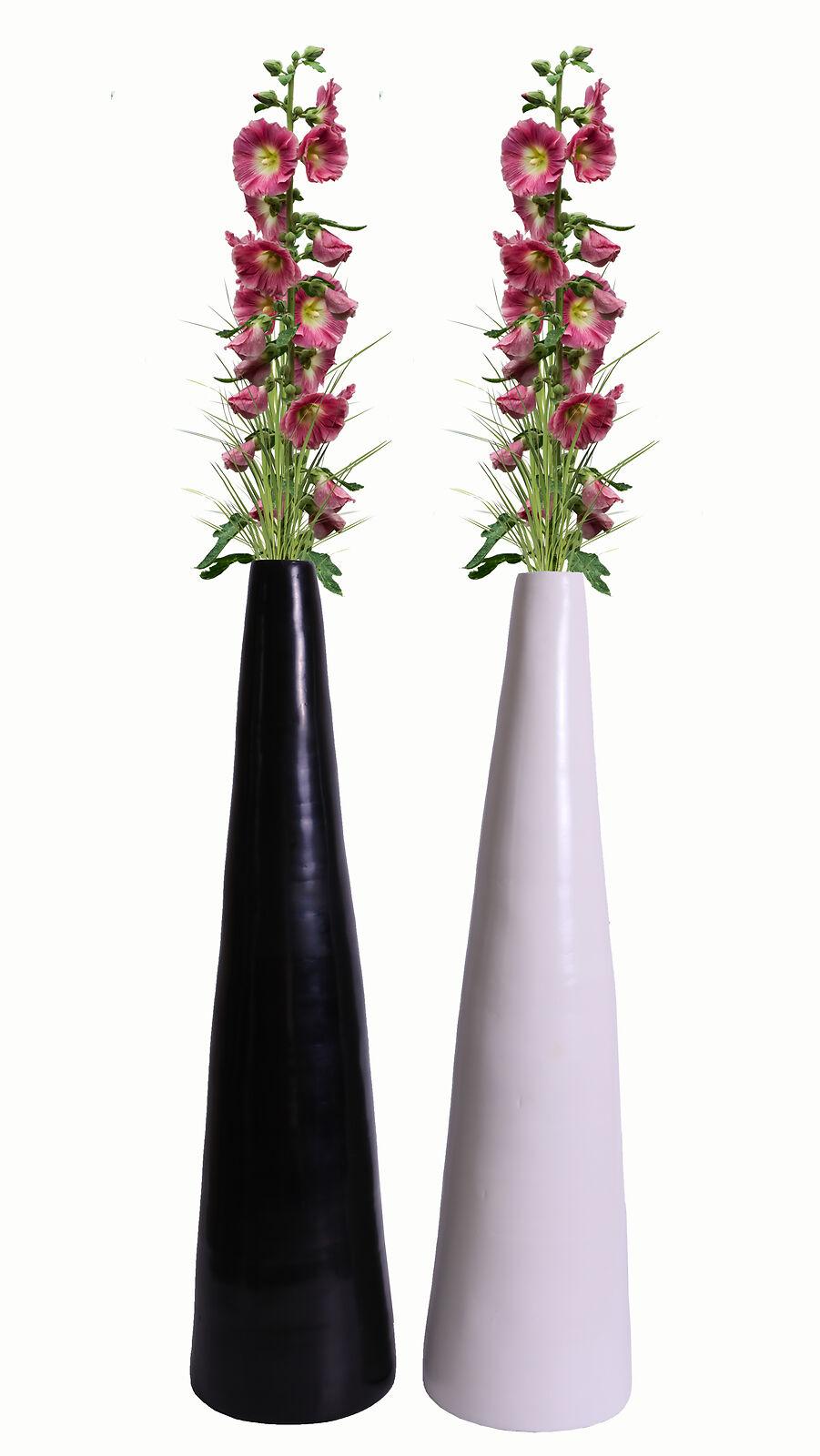 Nuevo uniquewise 30 in (approx. 76.20 cm) alto Florero de piso hilado Bambú contemporáneo