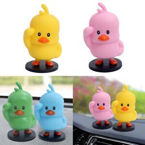 Car Dashboard Funny Shaking Duck Head Toys Cute Puppy ...