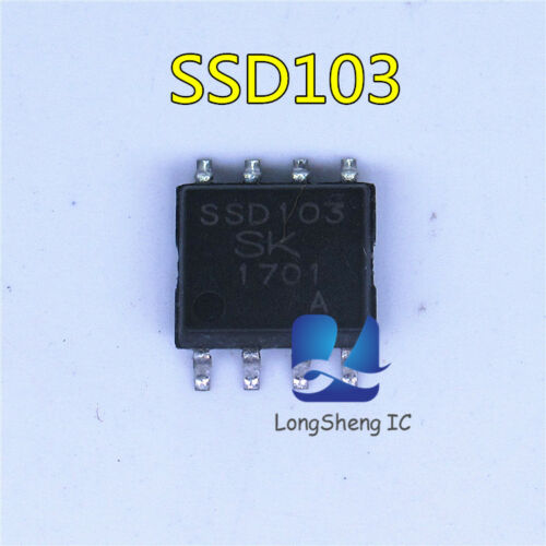 1PCS SSD103 SSD103A SOP8 auto injection drive chip computer board NEW