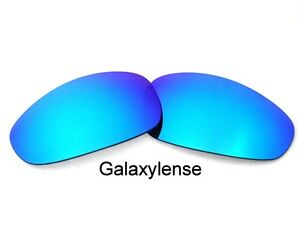 dd2b3180d Image is loading Replacement-lenses-for-oakley-juliet-blue-polarized-100-