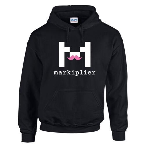MARKIPLIER HOODIE Hoodie Youtube Youtuber pewdiepie jacksepticeye Viral Gamer