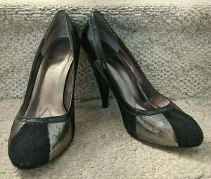 Paris Hilton Women's High Heels Black