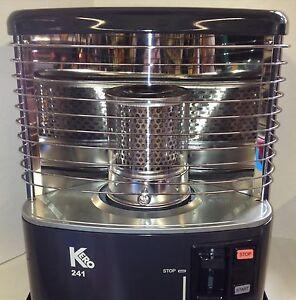 NEW! Indoor Paraffin Heater KERO 241 2.2Kw Portable Kerosene Wick ...